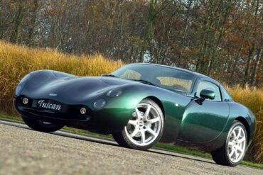 2005 TVR Tuscan 2