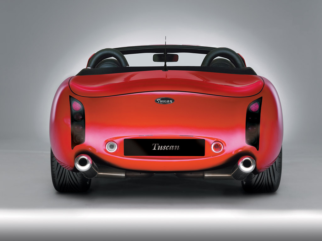 2005 TVR Tuscan 2 Convertible