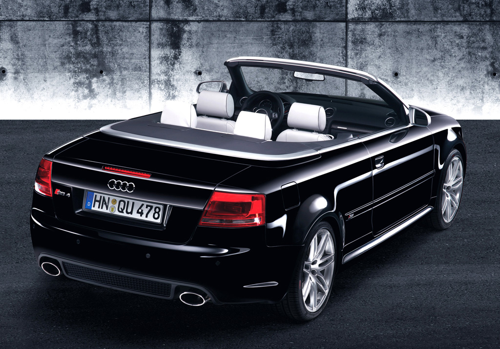 2006 Audi RS 4 Cabriolet