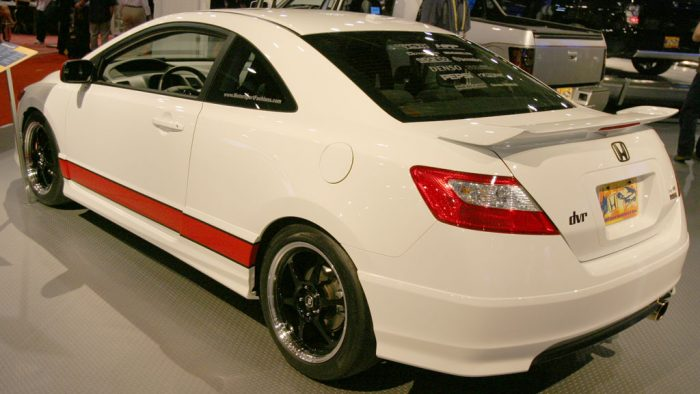 2006 DVS Civic SiR