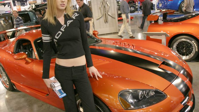 2006 Dodge Viper SRT-10 Copperhead Coupe