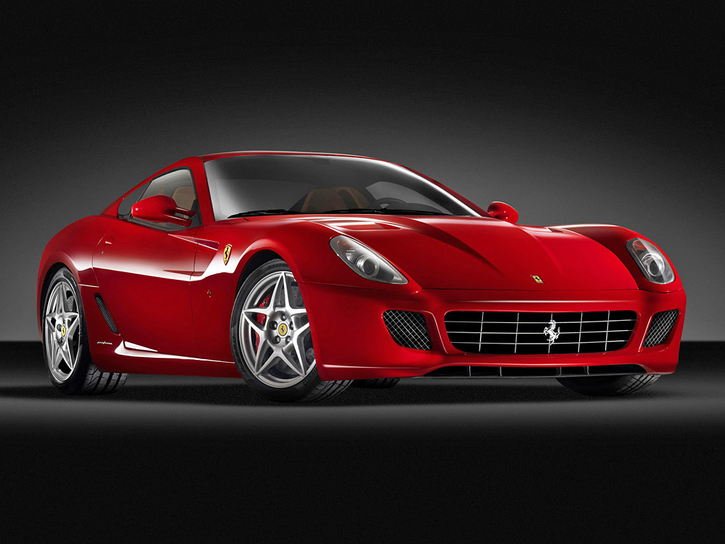 2006 ferrari 599 gtb fiorano ferrari. Black Bedroom Furniture Sets. Home Design Ideas