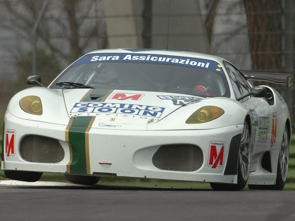 2006 Ferrari F430 GT
