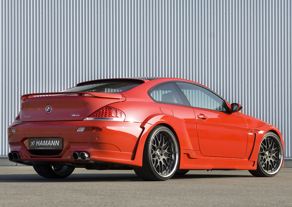 2006 Hamann M6 Widebody Race Edition