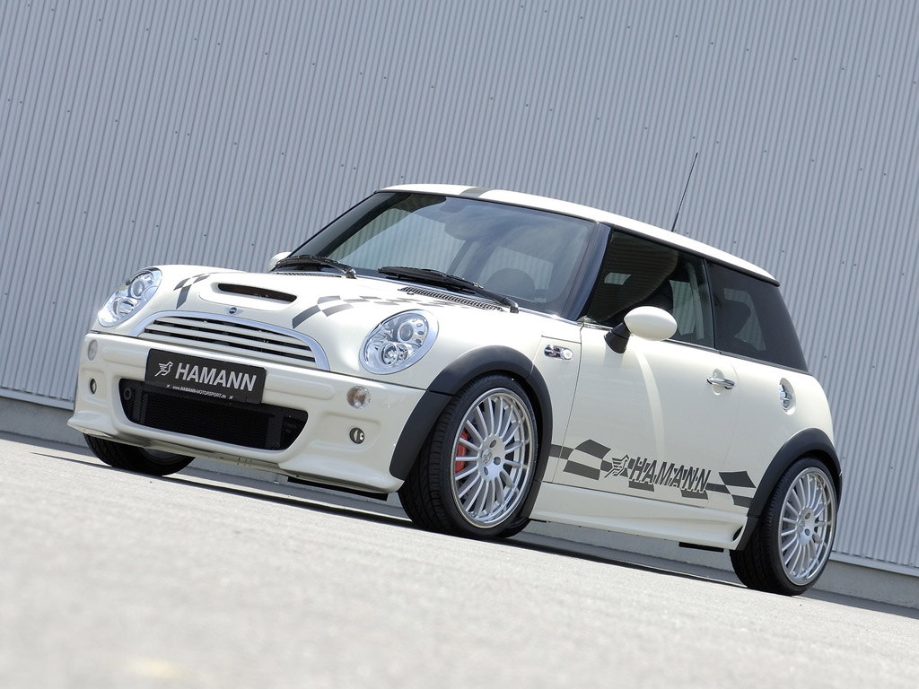 2006 hamann mini cooper s cs4 review. Black Bedroom Furniture Sets. Home Design Ideas