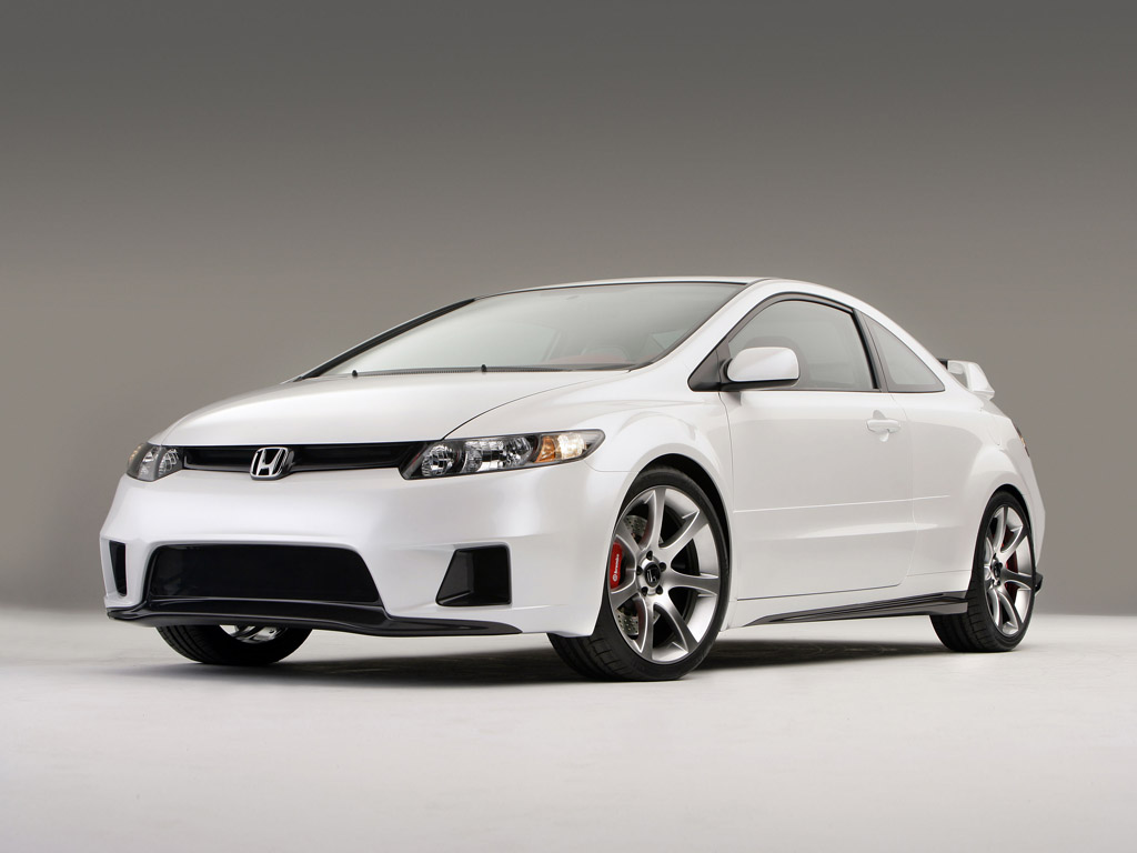 2006 honda civic si sport concept review for Honda civic com