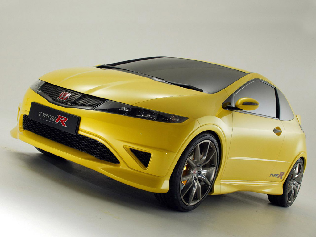 2006 honda civic type r concept review. Black Bedroom Furniture Sets. Home Design Ideas
