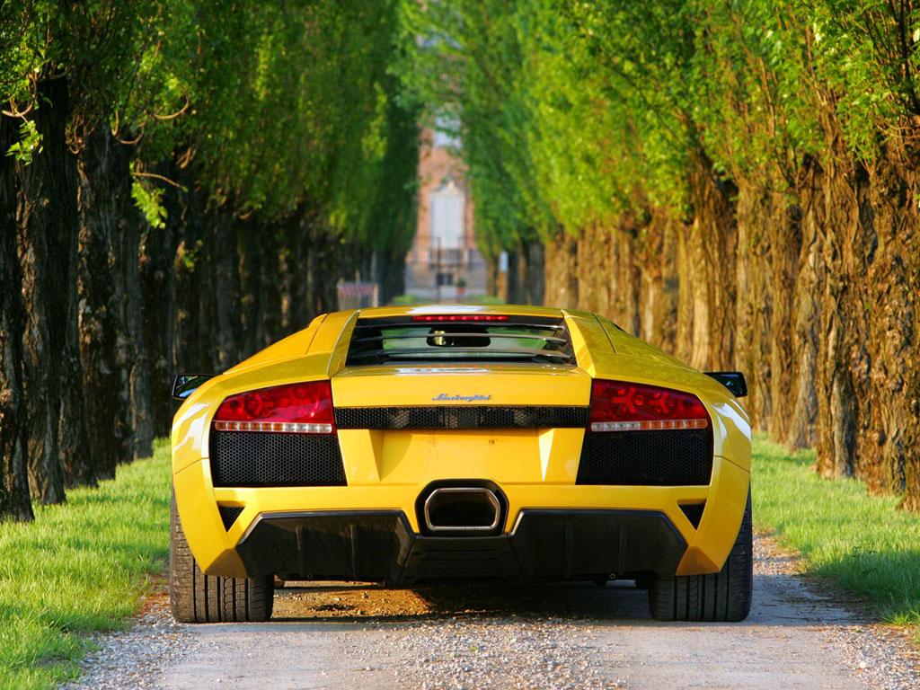 2006 Lamborghini Murciélago LP 640
