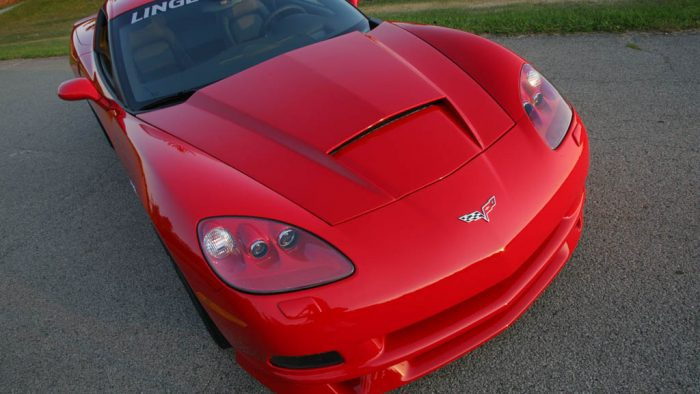 2006 Lingenfelter 427 Corvette Commemerative Edition