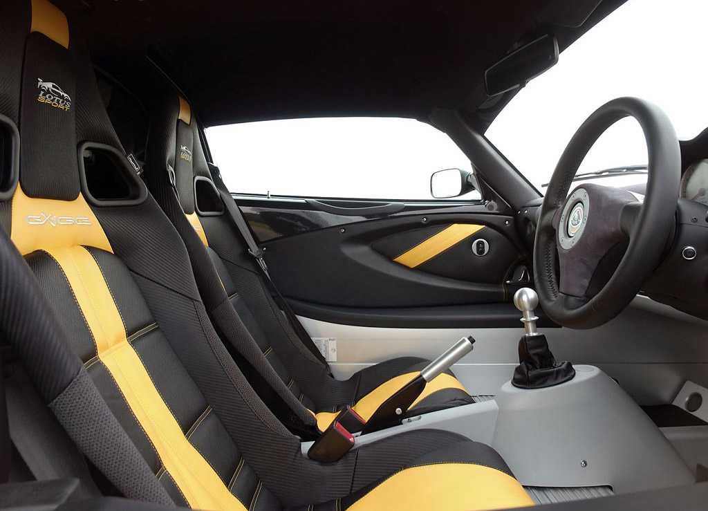 2006 Lotus Exige S British GT Special Edition