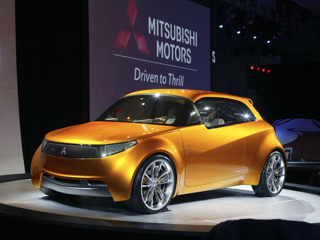 2006 Mitsubishi Concept-CT MIEV