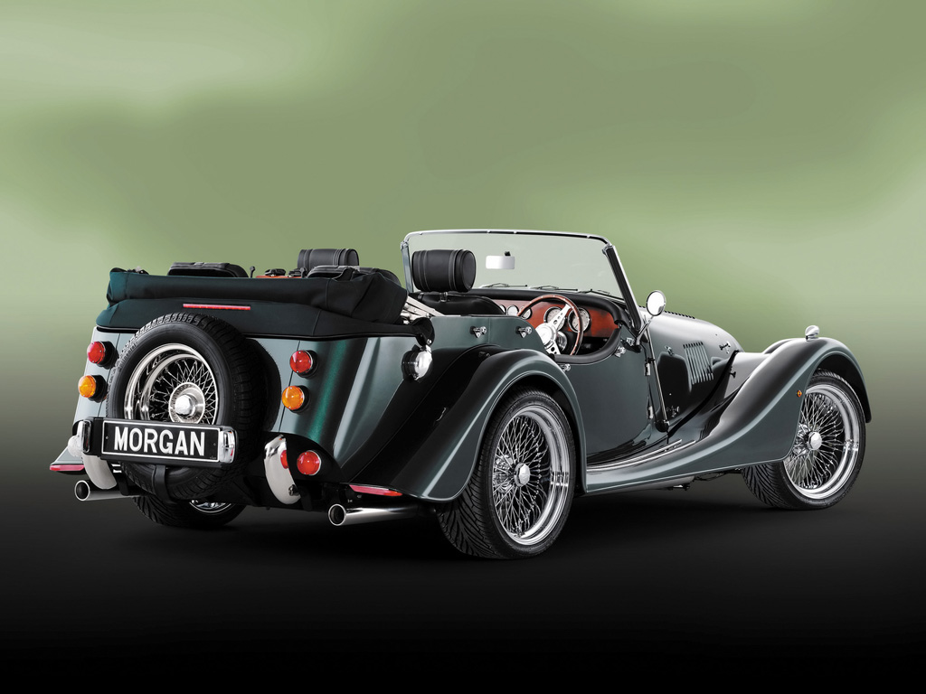 2006 Morgan Roadster 4-Seater | Review | SuperCars net