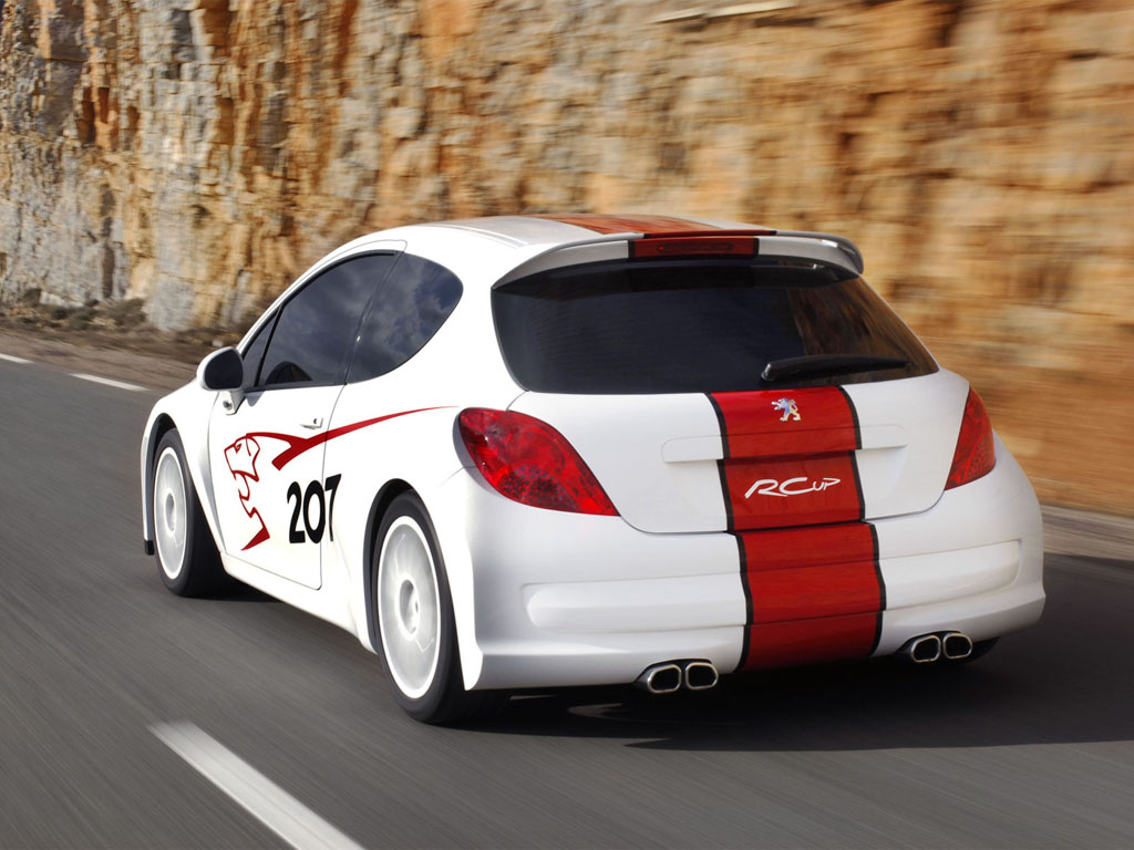 2006 Peugeot 207 Rcup Supercars Net