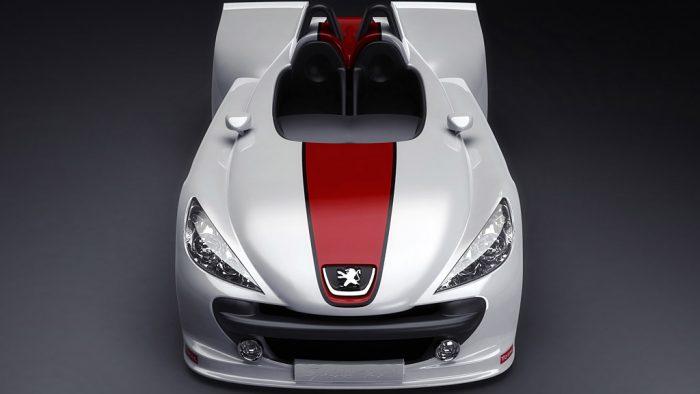 2006 Peugeot Spider 207