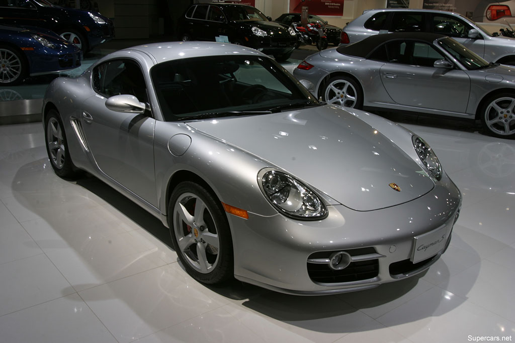 2006 porsche cayman s porsche. Black Bedroom Furniture Sets. Home Design Ideas