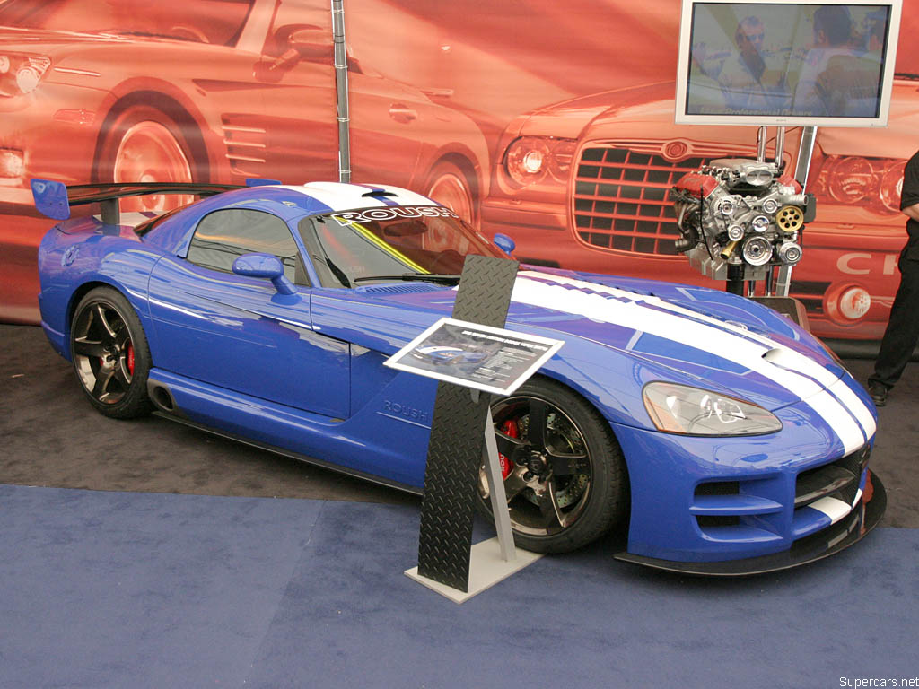 2006 Roush Viper SRT-10 Coupe