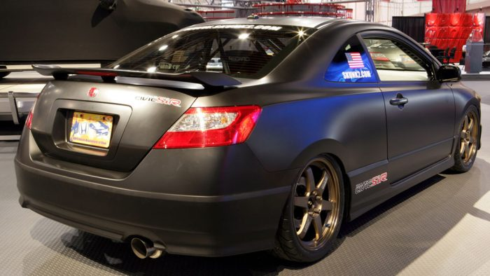 2006 Skunk2 Stealth Civic SiR
