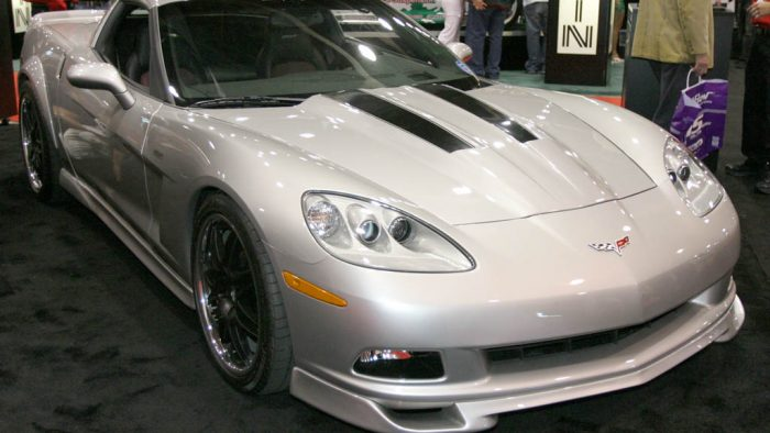 2006 Specter Corvette Group 6