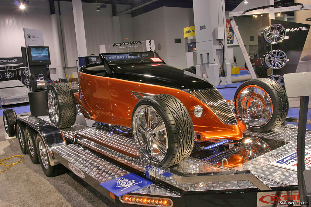 2006 Spitzer Indy Boat-Tail Roadster