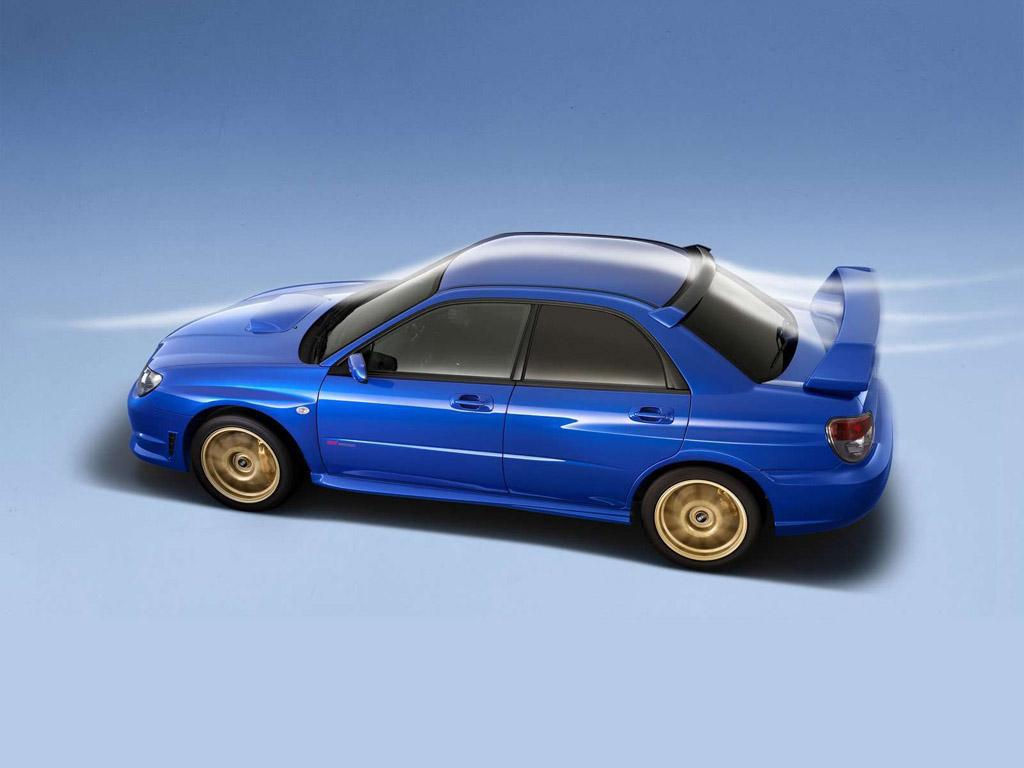 2006 Subaru Impreza Wrx Sti Subaru Supercars Net