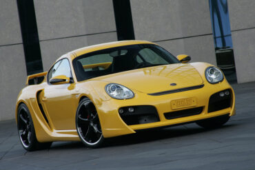 2006 TechArt Cayman Widebody