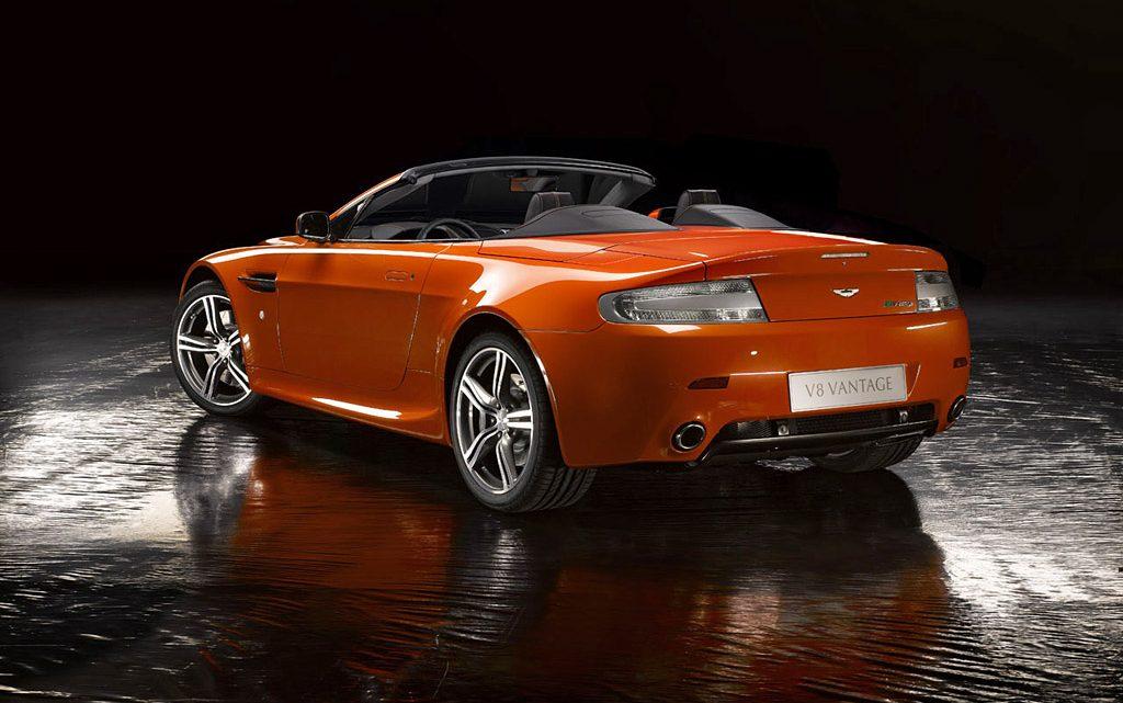 2007 Aston Martin V8 Vantage N400 Roaster