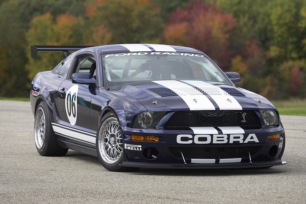 2007 Ford Mustang FR500GT Concept