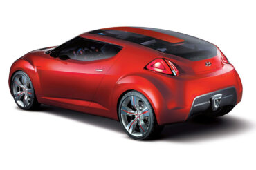 2007 Hyundai HND-3 Veloster Concept