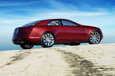 2007 Lincoln MKR Concept