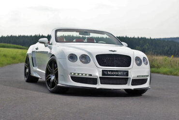 2007 Mansory Continental GTC