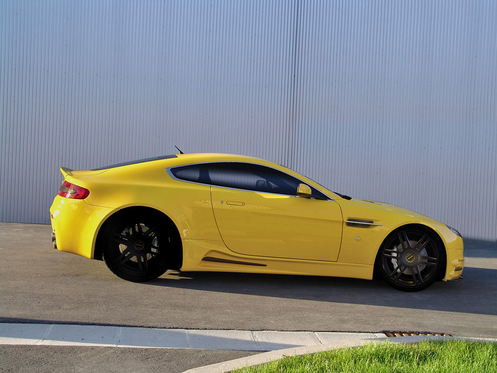 2007 Mansory V8 Vantage Review Supercars Net