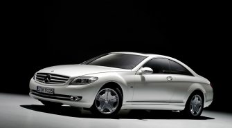2007 Mercedes-Benz CL 600