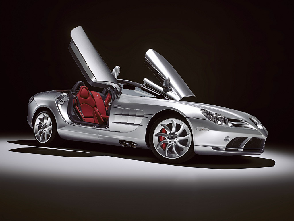 2007 Mercedes-Benz SLR McLaren Roadster | Review ...