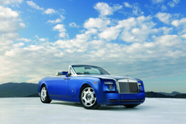 2007 Rolls-Royce Phantom Drophead Coupé
