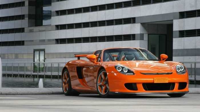 2007 TechArt Carrera GT