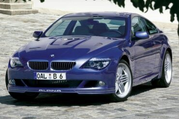 2008 Alpina B6 S Coupé