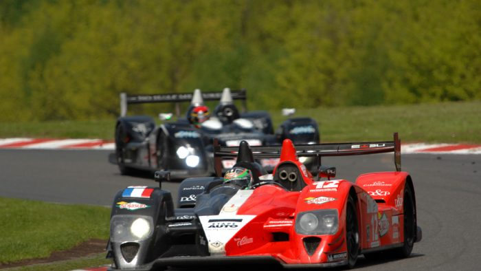 2008 Courage-Oreca LC70