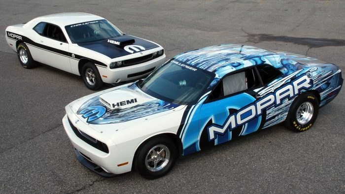 2008 Dodge Challenger Drag Race Package