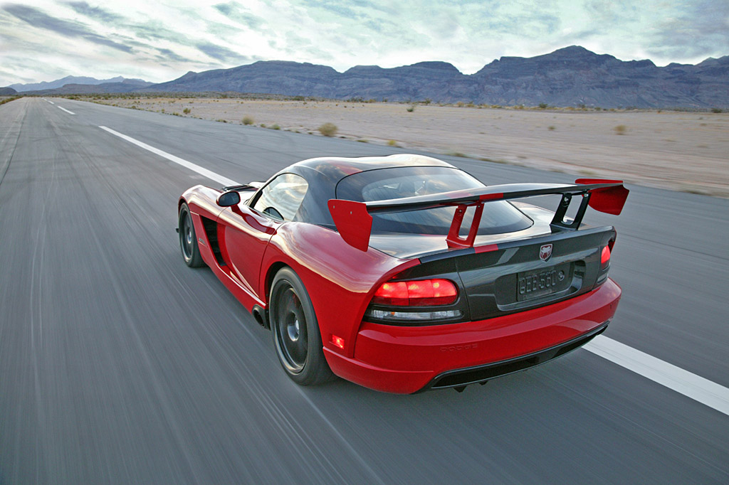 2008 Dodge Viper SRT-10 ACR