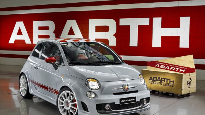 2008 Fiat Abarth 500 essessse