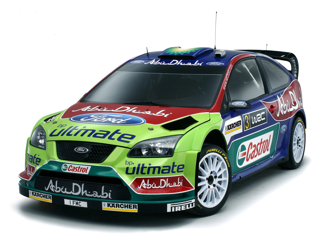 2008 Ford Focus RS WRC 08  sc 1 st  Supercars.net & 2008 Ford Focus RS WRC 08 | Ford | SuperCars.net markmcfarlin.com