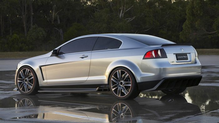 2008 Holden Coupe 60