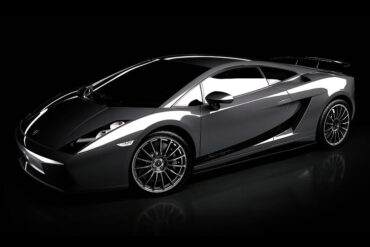 2007→2008 Lamborghini Gallardo Superleggera