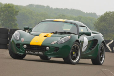 2008 Lotus Elise Type 25 Jim Clark Edition
