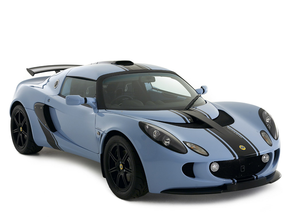 2008 Lotus Exige S Club Racer