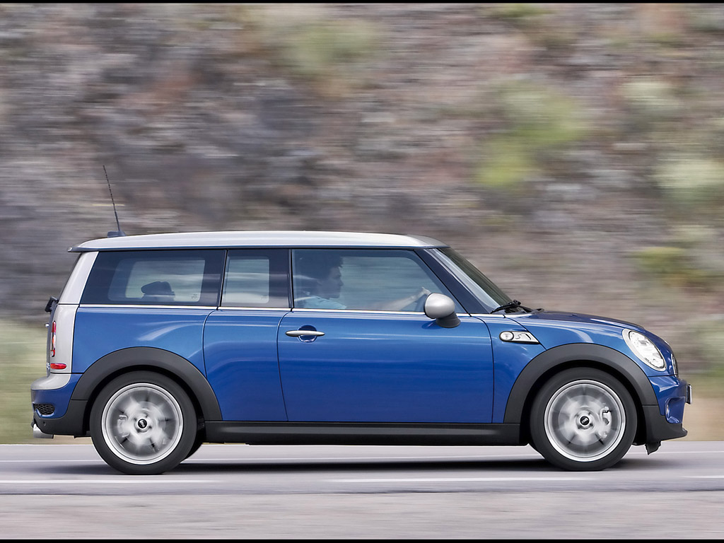 2008 Mini Cooper S Clubman Review Supercars Net