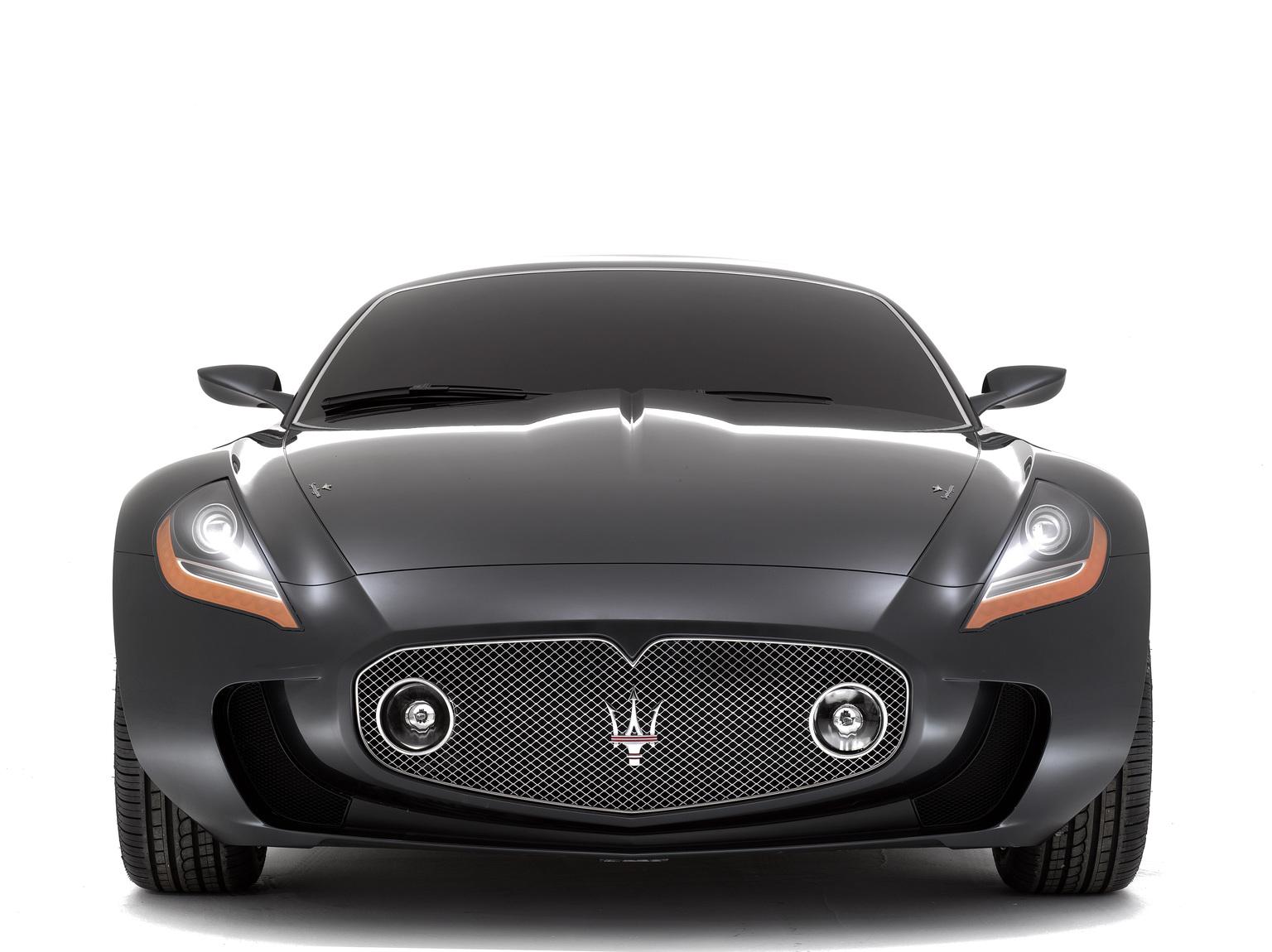 2008 Maserati A8GCS Berlinetta Touring