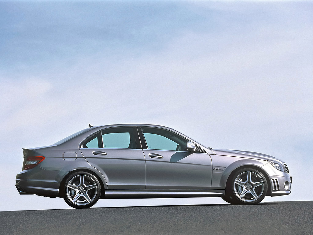 2008 mercedes benz c 63 amg for Mercedes benz c amg price