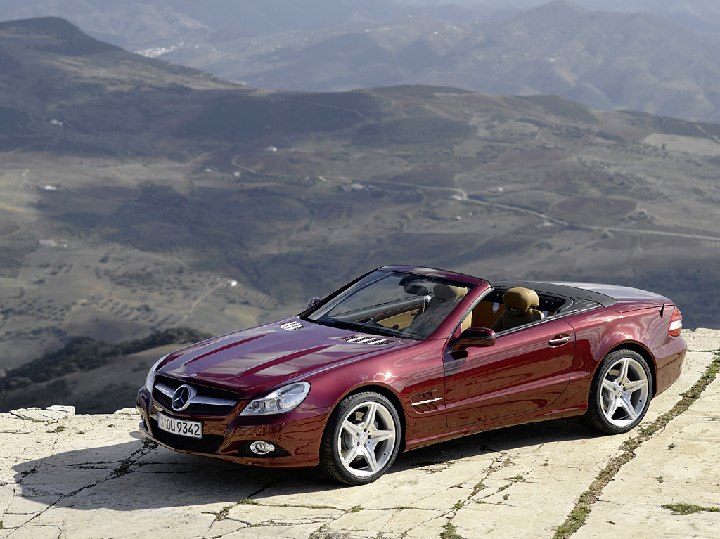 2008 2011 mercedes benz sl 500 review. Black Bedroom Furniture Sets. Home Design Ideas