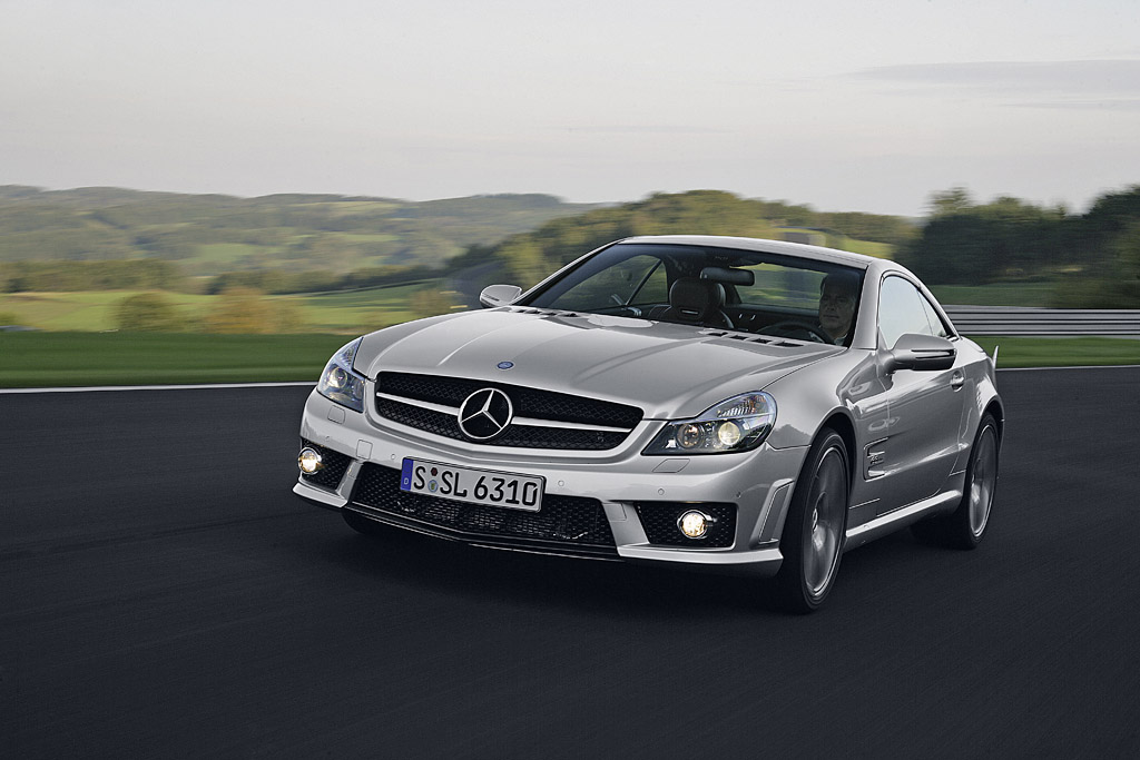 2008 mercedes benz sl 63 amg review. Black Bedroom Furniture Sets. Home Design Ideas